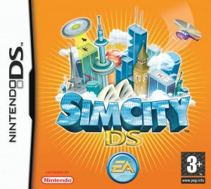 SimCity DS sur DS