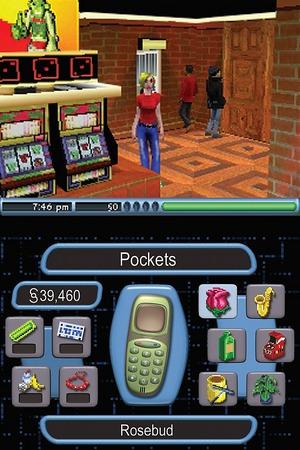Les Sims 2 - Nintendo DS