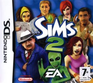 Les Sims 2 sur DS