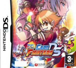SNK vs. Capcom : Card Fighters DS sur DS