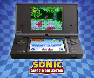 Images de Sonic Classic Collection