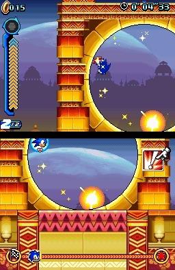Encore des images de Sonic Colours