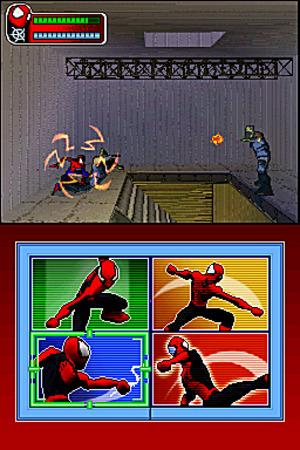 Images : Spidey tisse sa toile sur DS