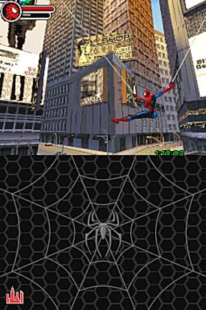 Images : Spider-Man 3 s'illustre sur DS