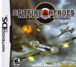 Spitfire Heroes : Tales of the Royal Air Force sur DS