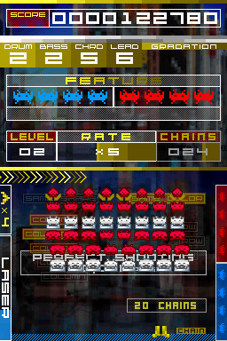 Images de Space Invaders Extreme