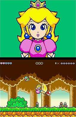 Super Princess Peach se dévoile