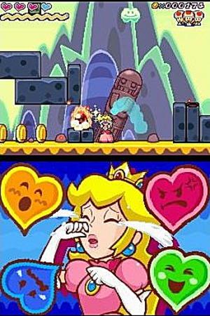 Super Princess Peach au pouvoir