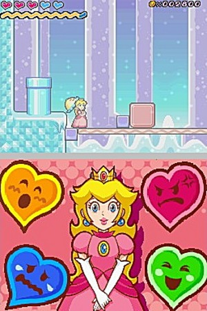 Images : Princess Peach joue les héroïnes