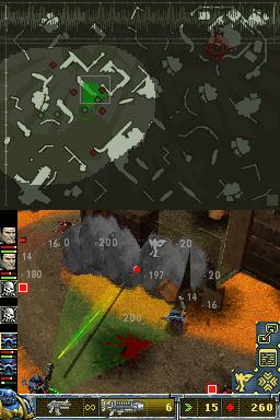 E3 2007 : Warhammer 40000 : Squad Command