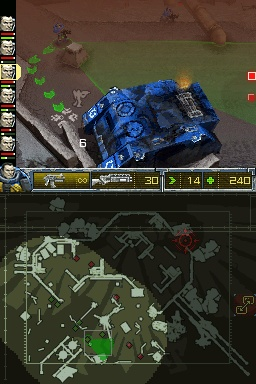 Warhammer 40000 : Squad Command