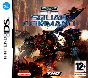 Warhammer 40.000 : Squad Command sur DS