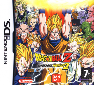 Dragon Ball Z : Supersonic Warriors 2 sur DS