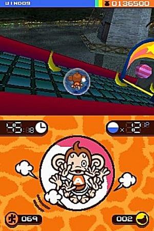 Super Monkey Ball version DS