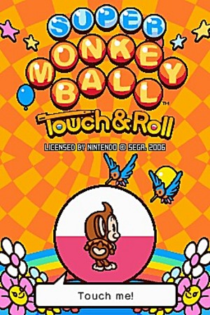 Super Monkey Ball se montre sur DS