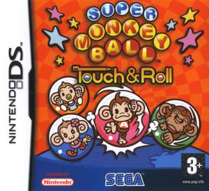Super Monkey Ball : Touch & Roll sur DS