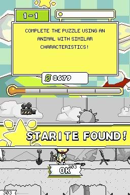 E3 2010 : Images de Super Scribblenauts