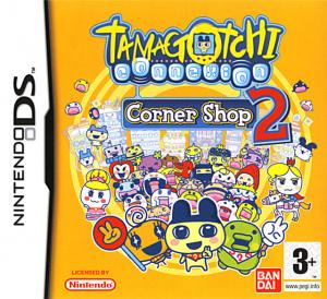Tamagotchi Connexion : Corner Shop 2 sur DS