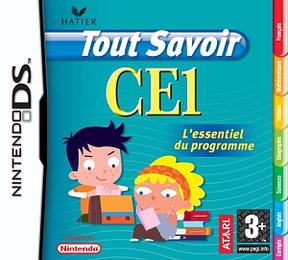 Tout Savoir CE1 sur DS