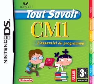 Tout Savoir CM1 sur DS