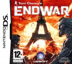 Tom Clancy's EndWar sur DS