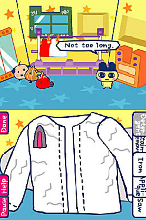 Tamagotchi : Corner Shop daté