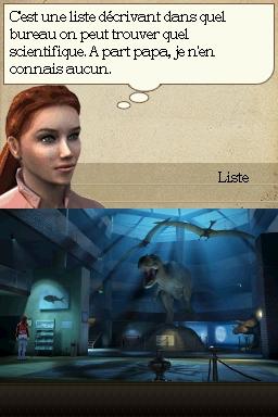 Images : Secrets Files : Tunguska sur DS