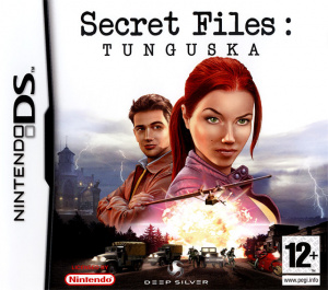 Secret Files : Tunguska sur DS