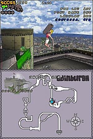 Images : Tony Hawk Downhill Jam