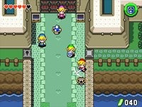Des infos sur The Legend of Zelda : Four Swords