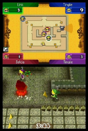 Images de Zelda Spirit Tracks