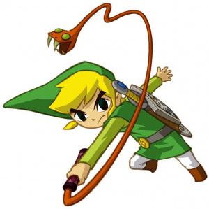 Images de Zelda Spirit Tracks