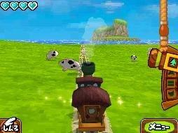 Encore des images de Zelda : Spirit Tracks