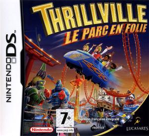 Thrillville : Le Parc en Folie sur DS