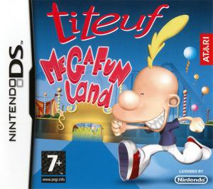 Titeuf Megafun Land sur DS