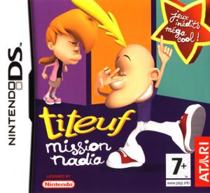 Titeuf : Mission Nadia