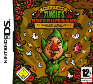 Freshly-Picked : Tingle's Rosy Rupeeland