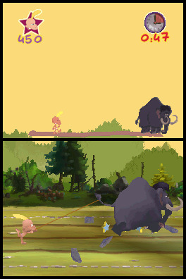 Premières images de Titeuf : Le Film... le jeu vidéo
