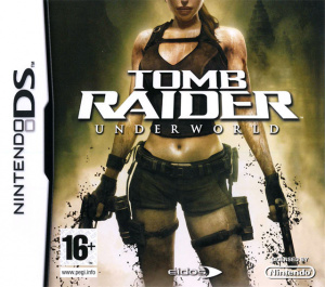 Tomb Raider Underworld sur DS