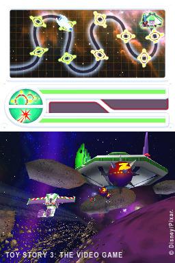 E3 2010 : Images de Toy Story 3 sur DS