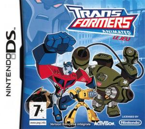 Transformers Animated : Le Jeu sur DS