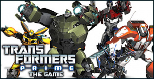 Jaquette de Transformers Prime : The Game sur DS