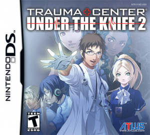 Trauma Center : Under the Knife 2 sur DS