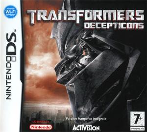 Transformers : Decepticons sur DS