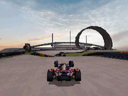 GC 2008 : Images de Trackmania DS