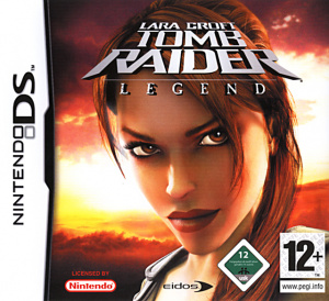 Tomb Raider Legend sur DS
