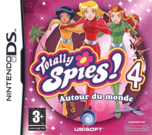 Totally Spies! 4 : Autour du Monde sur DS