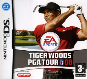 Tiger Woods PGA Tour 08 sur DS