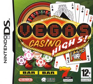 Vegas Casino High 5 ! sur DS