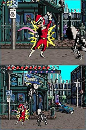 Viewtiful Joe - Nintendo DS